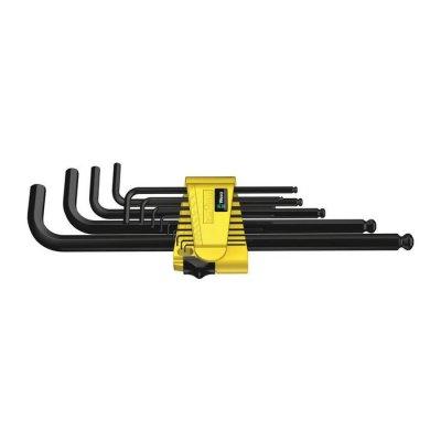 Набор Г-образных ключей, дюймовых, BlackLaser 950/13 Hex-Plus Imperial 1 Wera 05021728001