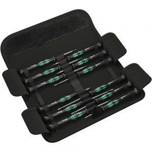 Набор отверток для электронщиков Kraftform Micro 12 Electronics 1 WERA 05073677001