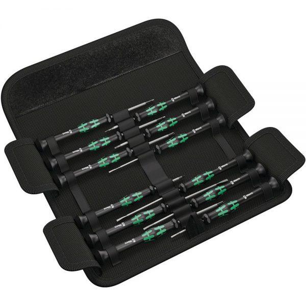 Набор отвёрток для электронщиков в сумке WERA 05073675001