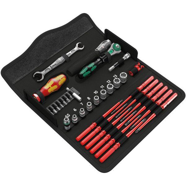 Набор Kraftform Kompakt W1 сервисный WERA 05135926001