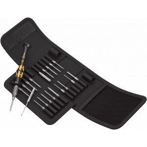 Отвёртка с набором насадок для электронщиков Kraftform Kompakt Micro 21 ESD 1 WERA 05135973001