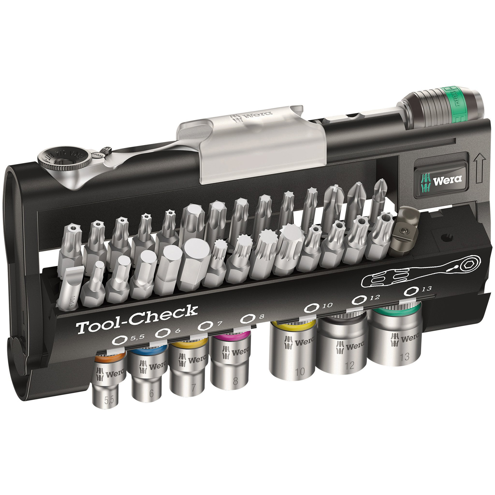 Tool-Check Automotive 1 Wera 05200995001