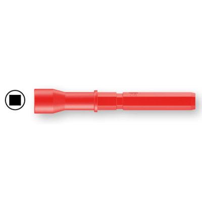 Вставка Kraftform Kompakt внутренний квадрат 6,3 мм WERA 05003460001