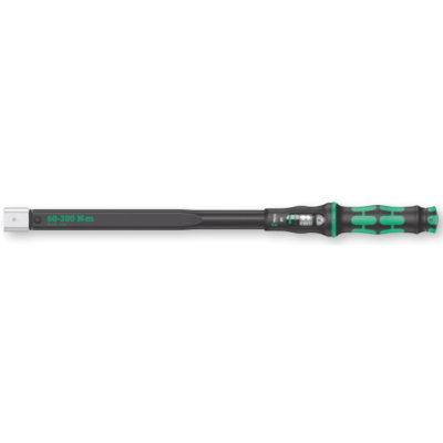 Динамометрический ключ для сменных инструментов Click-Torque X 5 (60-300 Нм) WERA 05075655001