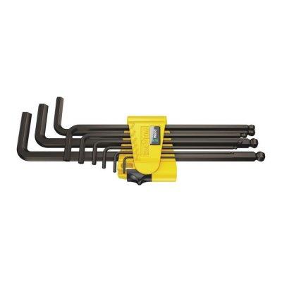 Набор Г-образных ключей, дюймовых, BlackLaser 950/9 Hex-Plus Imperial 1 WERA 05022171001