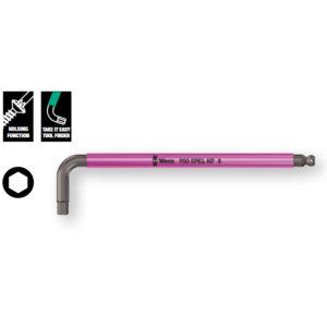 Г-образный ключ, метрический, с фиксирующей функцией 950 SPKL HF Multicolour WERA