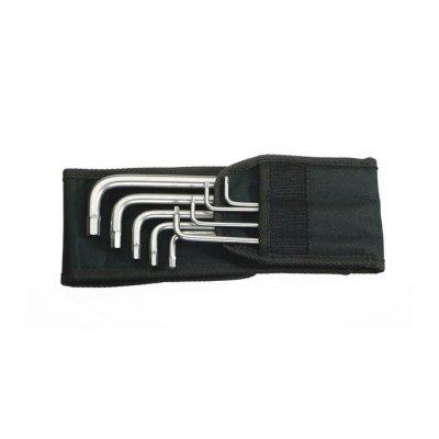 Набор Г-образных ключей, дюймовых, нержавеющая сталь 3950/9 Hex-Plus Imperial Stainless 1 WERA 05022721001