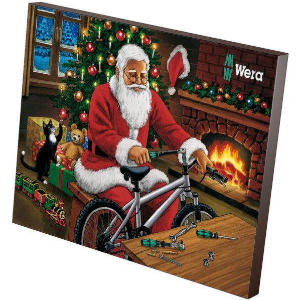 Рождественский календарь 2018 WERA 05135999001