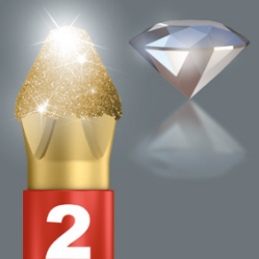 Биты с алмазным покрытием