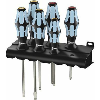 Набір викруток з нержавіючої сталі (SL, PH) WERA 05032060001
