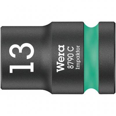 """Торцовая ударная головка 1/2"""" 8790 C Impaktor 13 мм WERA 05004570001"""