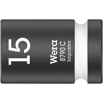 Торцовая ударная головка 1/2″ 8790 C Impaktor 15 мм WERA 05004572001