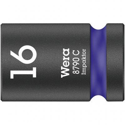 Торцовая ударная головка 1/2″ 8790 C Impaktor 16 мм WERA 05004573001