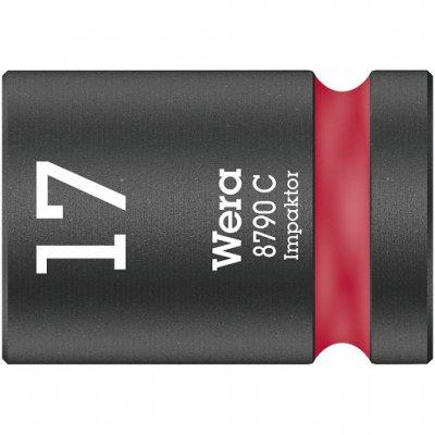 Торцовая ударная головка 1/2″ 8790 C Impaktor 17 мм WERA 05004574001