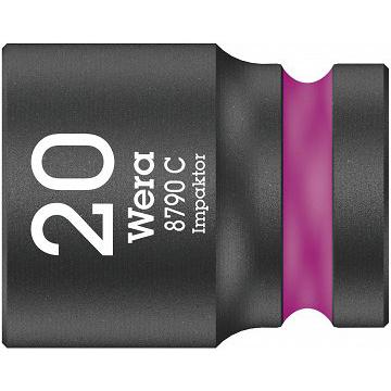 Торцовая ударная головка 1/2″ 8790 C Impaktor 20 мм WERA 05004577001
