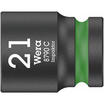 Торцовая ударная головка 1/2″ 8790 C Impaktor 21 мм WERA 05004578001