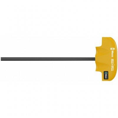 Шестигранная дюймовая отвертка с поперечной ручкой 7/64″х100 мм WERA 05344537001