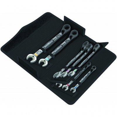Набор гаечных ключей с реверсивной трещоткой, дюймовых, Joker Switch 8 шт WERA 05020093001