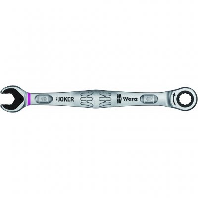Комбинированный гаечный ключ с трещоткой Joker 8 мм WERA 05073268001
