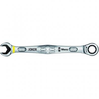 Комбинированный гаечный ключ с трещоткой Joker 10 мм WERA 05073270001