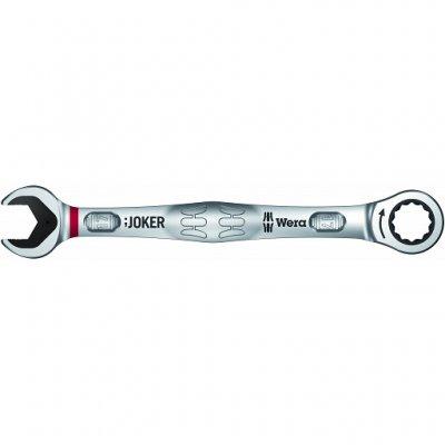 Комбинированный гаечный ключ с трещоткой Joker 17 мм WERA 05073277001