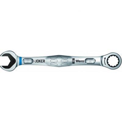 Комбинированный гаечный ключ с трещоткой Joker 19 мм WERA 05073279001