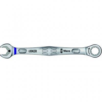 Комбинированный гаечный ключ с трещоткой, дюймовый, Joker 7/16″ WERA 05073282001