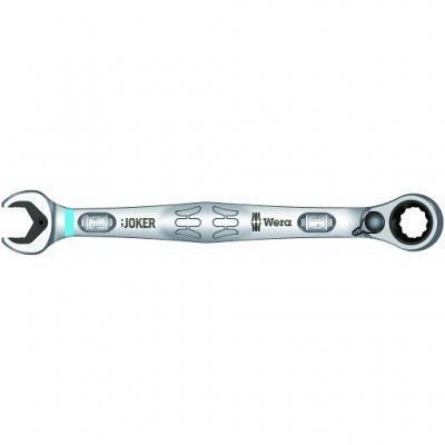 Комбинированный гаечный ключ с реверсной трещоткой Joker Switch 11 мм WERA 05020066001