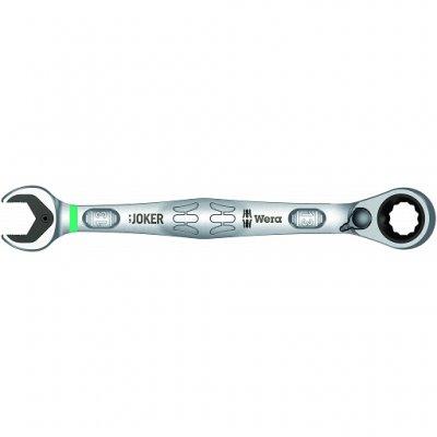 Комбинированный гаечный ключ с реверсной трещоткой Joker Switch 13 мм WERA 05020068001