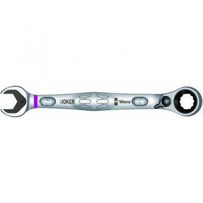 Комбинированный гаечный ключ с реверсной трещоткой Joker Switch 14 мм WERA 05020069001