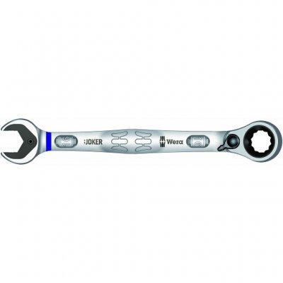 Комбинированный гаечный ключ с реверсной трещоткой Joker Switch 16 мм WERA 05020071001