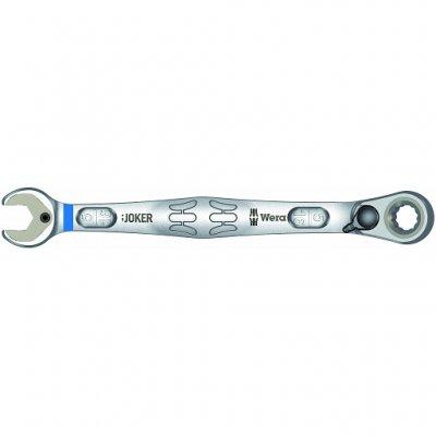 Комбинированный гаечный ключ с реверсной трещоткой Joker Switch, дюймовый 5/16″ WERA 05020075001