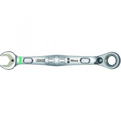 Комбинированный гаечный ключ с реверсной трещоткой Joker Switch, дюймовый 1/2″ WERA 05020078001