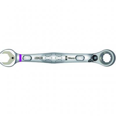 Комбинированный гаечный ключ с реверсной трещоткой Joker Switch, дюймовый 9/16″ WERA 05020079001