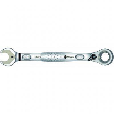 Комбинированный гаечный ключ с реверсной трещоткой Joker Switch, дюймовый 5/8″ WERA 05020080001