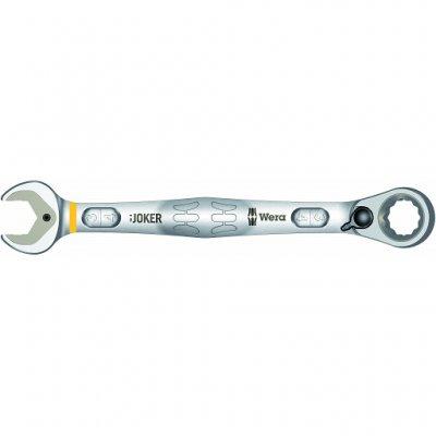 Комбинированный гаечный ключ с реверсной трещоткой Joker Switch, дюймовый 3/4″ WERA 05020082001