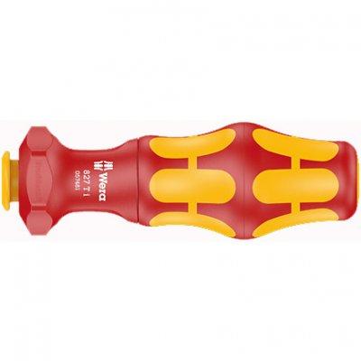Ручка-держатель турбо-отвёртка 827 T i Kraftform Turbo для вставок Kraftform Kompakt VDE WERA 05057481001