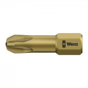 Бита торсионная, сверхтвёрдое исполнение PZ3х25 мм WERA 05056925001