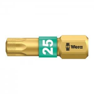 Бита с алмазным покрытием TX25х25 мм WERA 05066106001