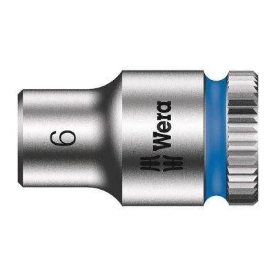 Торцовая головка Zyklop 1/4″ 6,0х23 мм WERA 05003505001