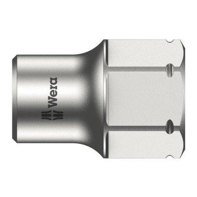 Tорцевая головка для трещетки Zyklop Mini 2 6,0х18 мм WERA 05003669001