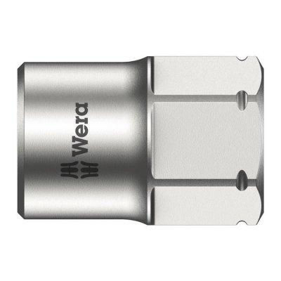 Tорцевая головка для трещетки Zyklop Mini 2 8,0х18 мм WERA 05003675001