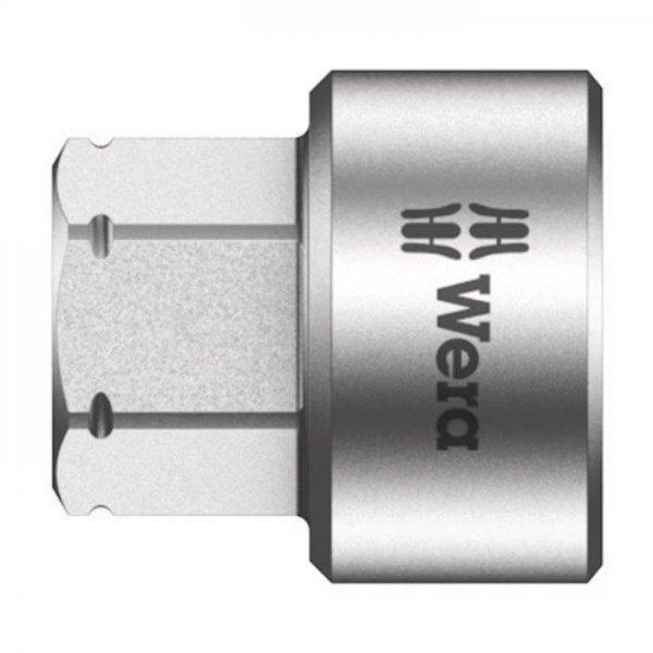 Tорцевая головка для трещетки Zyklop Mini 2 12,0х18 мм WERA 05003684001