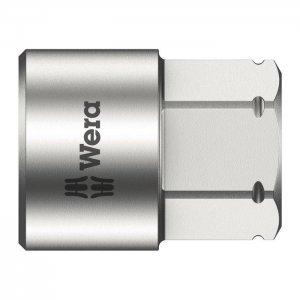 Tорцевая головка для трещетки Zyklop Mini 2 10,0х18 мм WERA 05003690001
