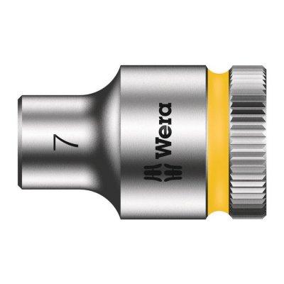 Торцовая головка Zyklop 3/8″ 7,0х29 мм WERA 05003552001