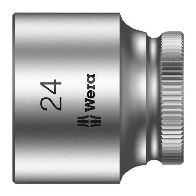 Торцовая головка Zyklop 3/8″ 24,0х30 мм WERA 05003568001