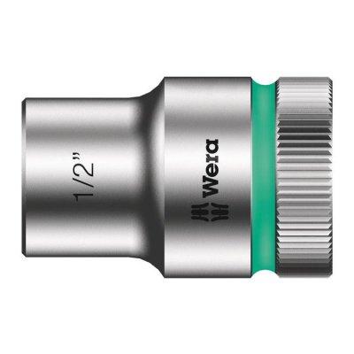 Торцовая головка Zyklop 1/2″ дюймовая 1/2″х37 мм WERA 05003620001