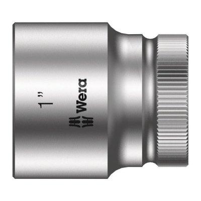 Торцовая головка Zyklop 1/2″ дюймовая 1″х40 мм WERA 05003631001