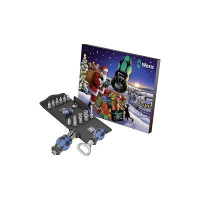 Рождественский календарь 2020 WERA 05136601001