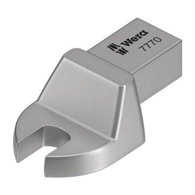 Насадка-рожковый ключ 8 мм , для гнезда 9×12 мм WERA 05078601001